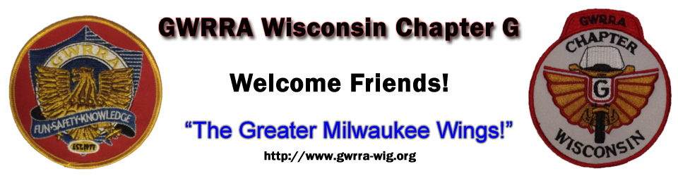 GWRRA WI Chapter G
